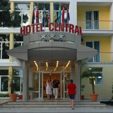 Hotel CENTRAL - LITORALUL PENTRU TOTI