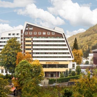 Hotel INTERNATIONAL - Craciun 2019