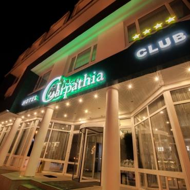 Hotel CARPATHIA - Revelion 2020