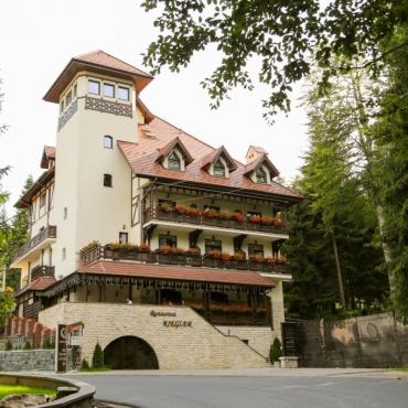 Hotel FOISORUL CU FLORI - Craciun 2019