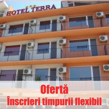 Hotel TERRA Inscrieri timpurii Flexibil 31.03.2021