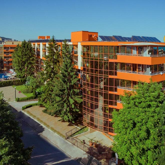 PRIMASOL SUNLIGHT SUNRISE HOTEL