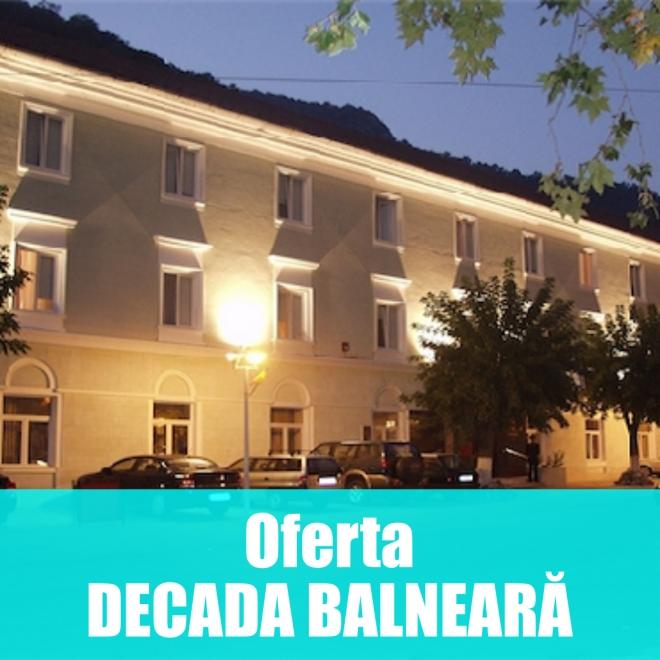 Hotel FERDINAND - Oferta DECADA BALNEARA
