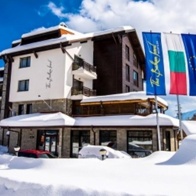 Hotel BALKAN JEWEL RESORT & CHALLETS