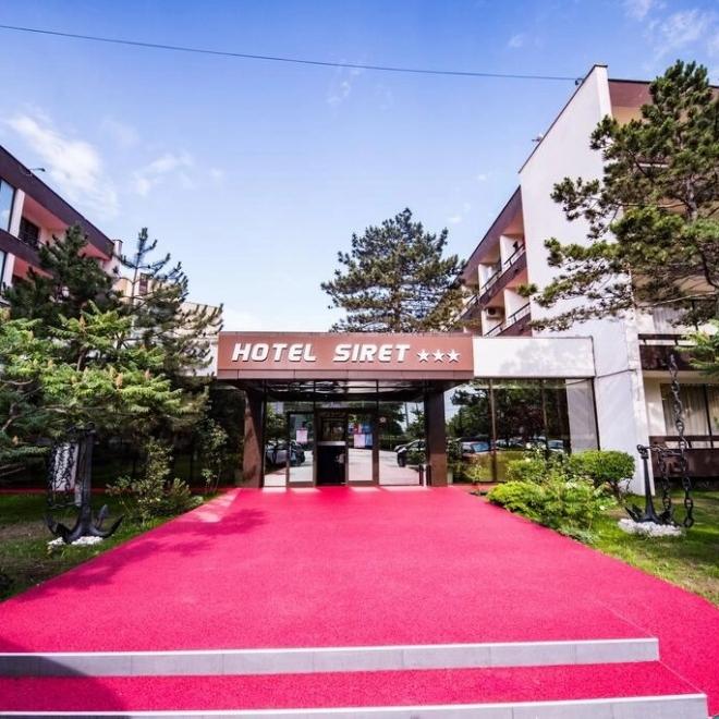 Hotel SIRET  Inscrieri timpurii flexibil 31.03.2021